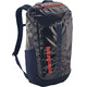 Patagonia Black Hole Daypack 25l Navy Blue w/Paintbrush Red